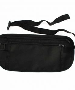 1PC-Cloth-Travel-Pouch-Hidden-Wallet-Passport-Money-Waist-Belt-Bag-Slim-Secret-Security-Useful-Travel